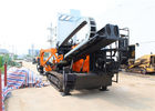 80 TON Automatic Loading Horizontal Drilling Equipment Drill Pipe With 2 Ton Crane DILONG