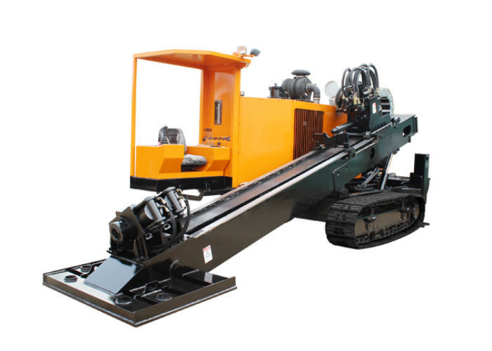 Horizontal Directional Drilling Rig Cylinder Direct Drive Push Pull System Hdd Machine